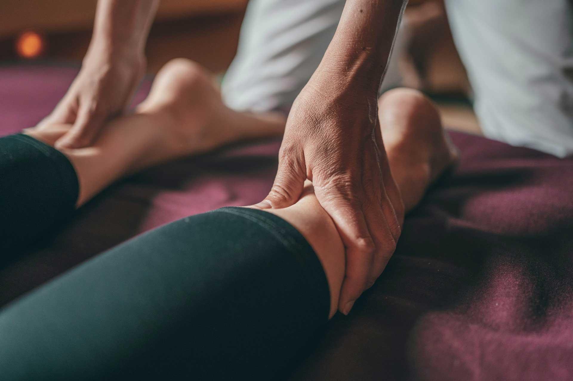 Terapia manualna tkanek miękkich