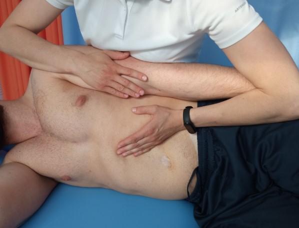 Terapia wisceralna (narządów wewnętrznych)